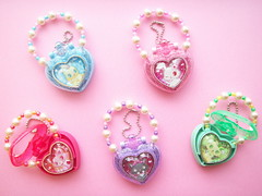 Kawaii Cute Sanrio Jewelpet Toy Jewelry Stone Charm Accessories (Kawaii Japan) Tags: pink blue red pet cute rabbit bunny green girl smile smiling animals japan cat shopping asian toy happy japanese store nice pretty little character small adorable mini jewelry charm goods diamond sanrio collection tiny stuff kawaii bracelet accessories lovely ruby cuteness goodies collectibles jewel bandai sapphire garnet peridot japanesetoy segatoys girlstoy japanesestore cawaii japaneseshop kawaiishopping kawaiijapan kawaiishop jewelpet kawaiishopjapan