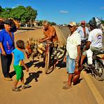Na Beira da Estrada - entre Pastos Bons e São Raimundo das Mangabeiras thumbnail