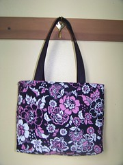 Small Floral Tote