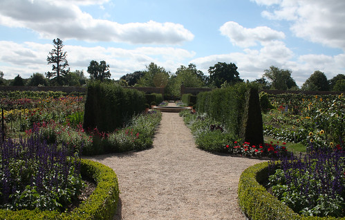 View of the walled garden 1