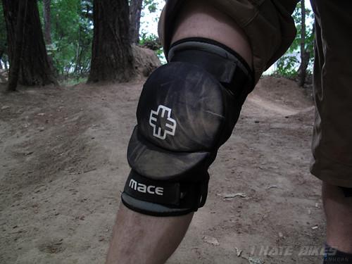 Mace Drone Knee Guard