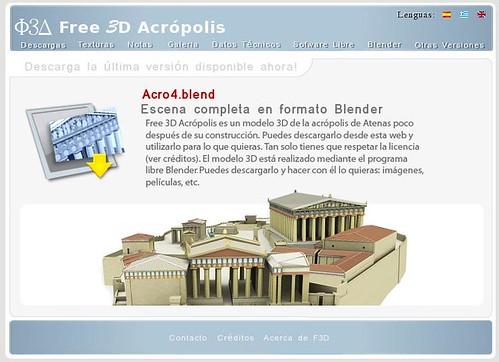 free3dacropolis