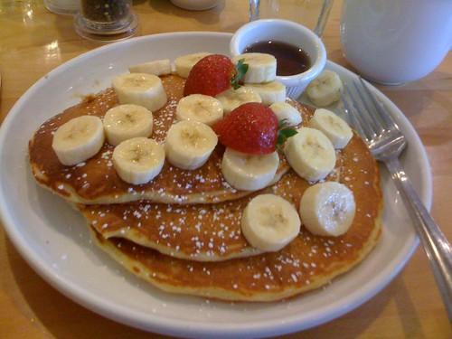 Pancakes @ Cafe Kaila