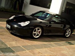 911 Turbo 996 (Cassio and Leo Magalhaes) Tags: black brasil store 911 oficina preto turbo porto porsche alegre loja 997