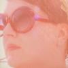 Week 45 of 52 | 9 september (daisy plus three) Tags: texture bylesbrumes mewomanselfportraitflowerhairselfportrait