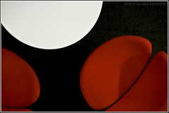 sensual circles (Caroline Castendijk) Tags: red white abstract black amsterdam architecture table photography floor chairs library fromabove curacao allrightsreserved bieb oba cmwdred openbarebibliotheekamsterdam carolinecastendijk 2009carolinecastendijk fotografiecuracao curaaofotografie curacaofotografie carolinecastendijkphotography photographycuraao carolinecastendijkfotografie carolinecastendijkphotographer