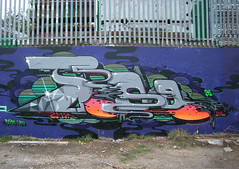 ROIDE MSK HA (Heavy Artillery) Tags: uk london graffiti town gary msk ha 7th rt roids roid tsl roide