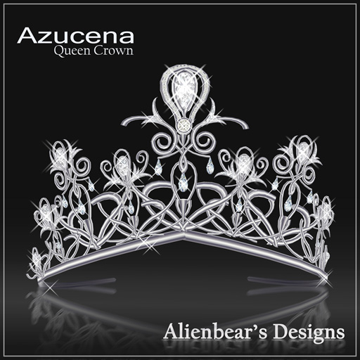 Azucena Queen crown