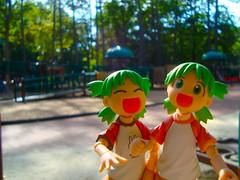 365 Toy Project 18/365 (Sock Hop Adoption Shop) Tags: yotsuba 365toyproject
