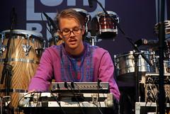 Nobody Beats the Drum (Gerben's Photos) Tags: music utrecht live livemusic 2009 nobodybeatsthedrum zuco103 uitfeest
