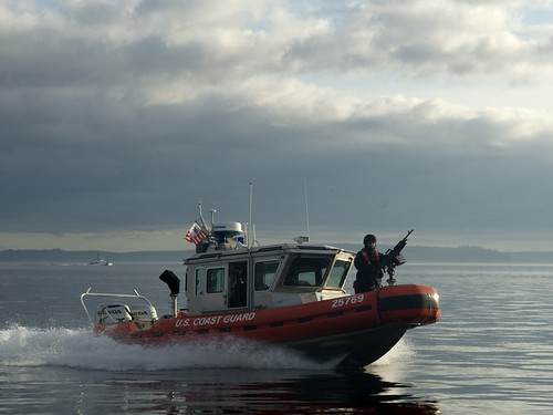 West Coast Maritime Pilot Exercise