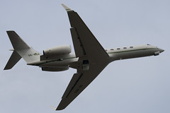 SE-RDZ - Private - Gulfstream G550 - Luton - 090130 - Steven Gray - IMG_7626