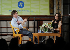 Ryan Adams and Mary-Louise Parker: Why Poetry Matters (LIVEfromtheNYPL) Tags: poetry ryanadams marylouiseparker