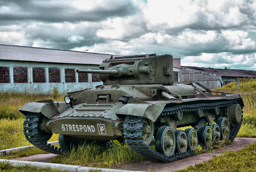 Valentine Tank. 1940–44