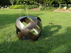 2007-12-23-Stoneleigh-2007-10-04-XY Factor (russellstreet) Tags: newzealand sculpture auckland nzl manukau aucklandbotanicalgardens marteszirmay sculpturesinthegarden2007 stoneleighsculpturesinthegarden2007 xyfactor