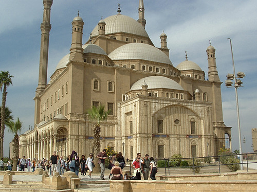 The Mosque of Muhammad Ali Cairo Egypt