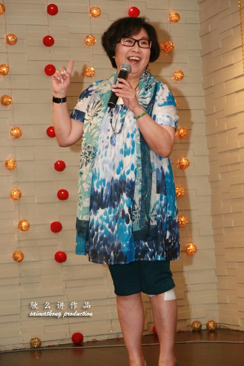 Louise Lee 李司棋