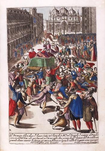 004-Fiesta popular en Venecia-Habiti d'hvomeni et donne venetiane 1609
