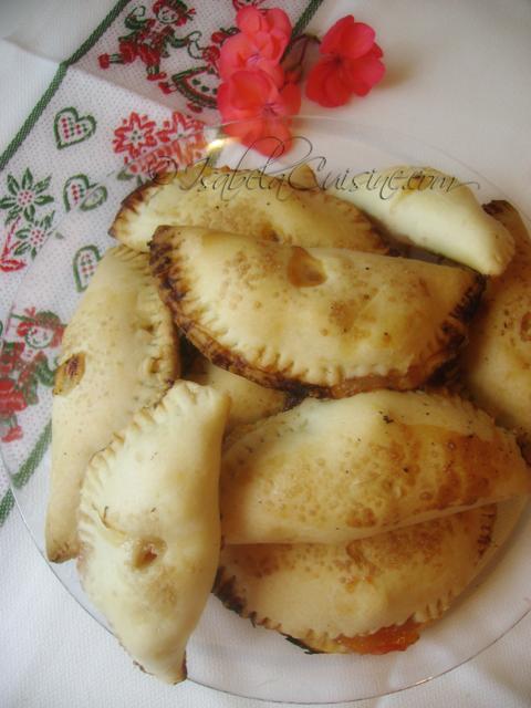 Nectarine Ginger Hand Pies