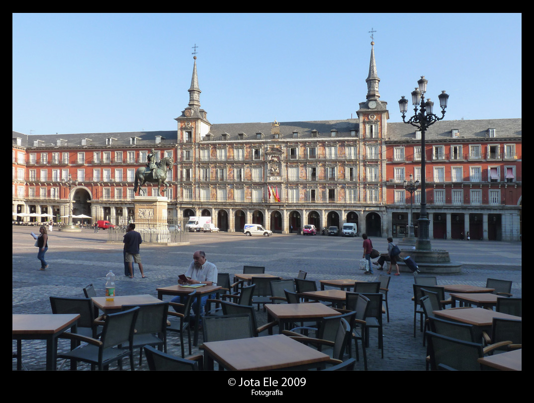 Plaza Mayor III