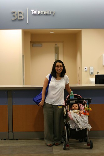 Yenari and Hazel at the new El Camino Hospital
