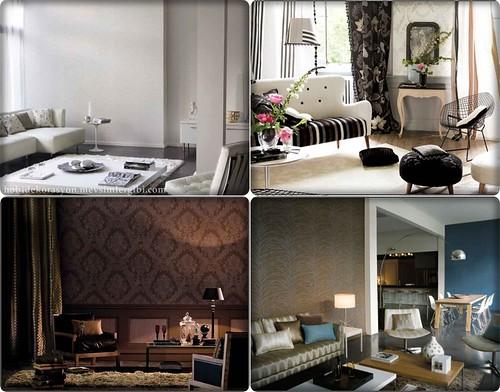 Salon Dekorasyonları Resimleri Fotoğrafları Ev Dekorasyon Önerileri