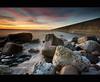 P e r f e c t   L i g h t i n g (Reed Ingram Weir) Tags: longexposure sea sunrise rocks northumberland smoothwater greatsky nothdr tynemouthpier leefilters canonmk2 reedingramweir