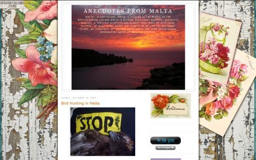 Anecdotes from Malta