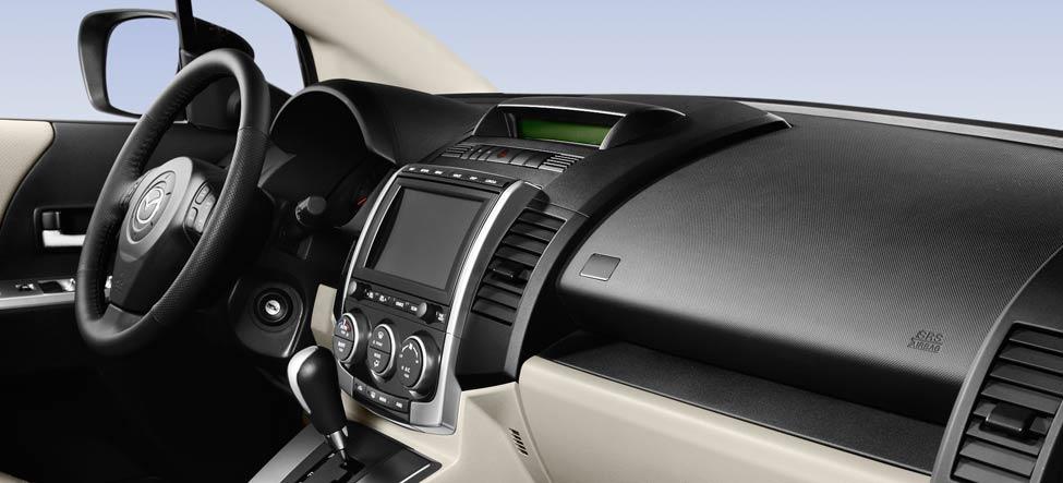 Automatic climate control Mazda 5