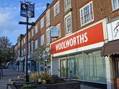 Woolworths, Petts Wood