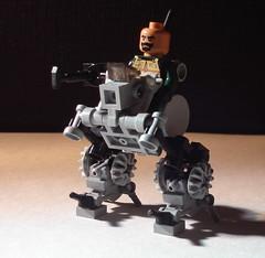 O-Type Scout Walker (_olafo) Tags: lego walker mech olafo