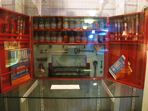 Old Chemistry kit
