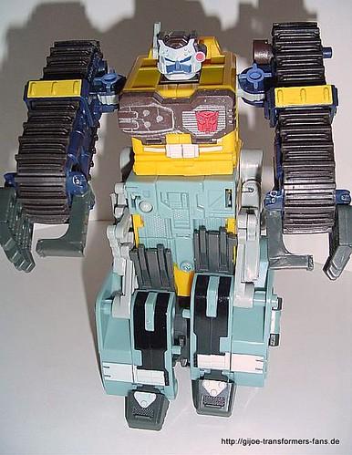Treadbolt Energon  Mega-Class Transformers  018