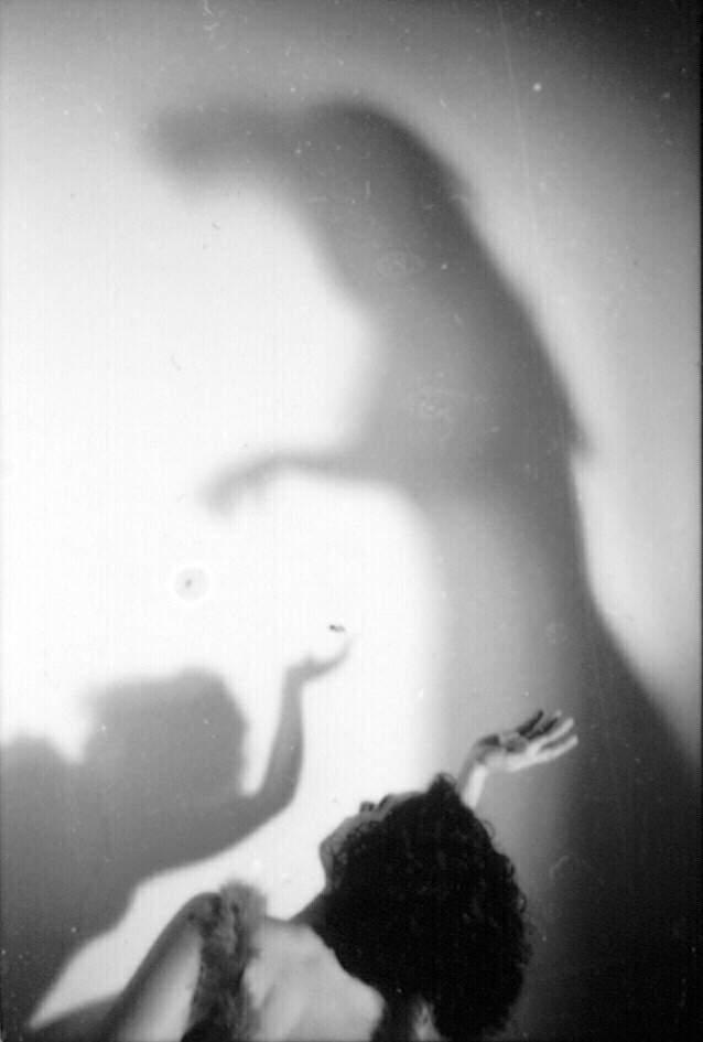 Fotografía de la obra Cristal negro
