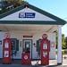Ambler's Texaco Gas Station - Dwight, IL.