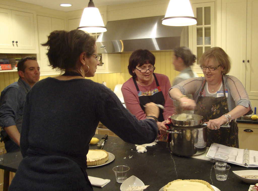 Mastering the Art of French Cooking Class