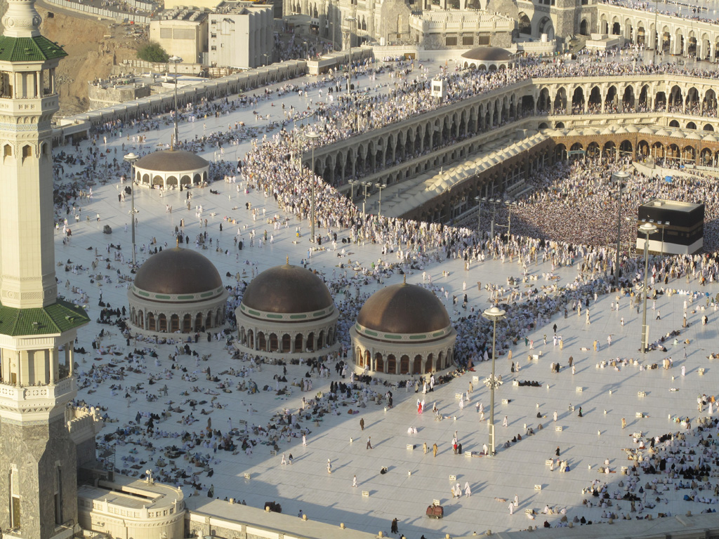 Hajj, Pilgrims, Mecca, The Haram Sharif