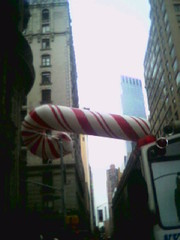 Macy's Thanksgiving Day Parade-Candy cane