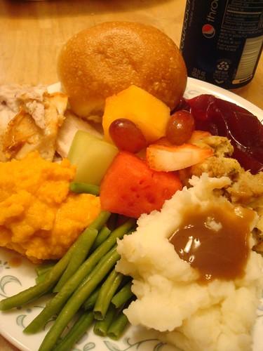 My Plate Overfloweth