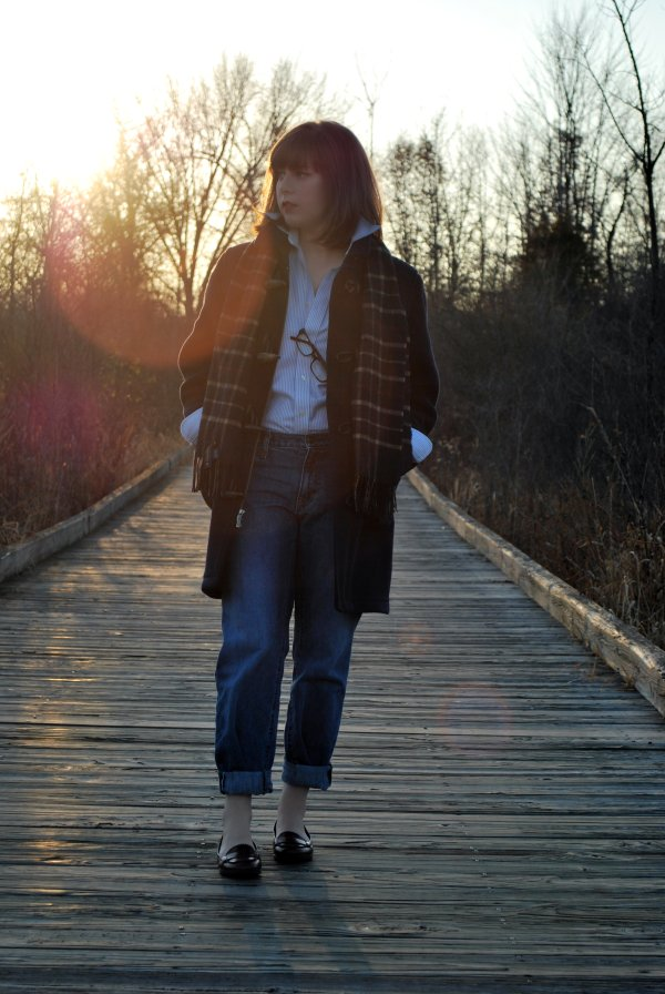 Boyish Boardwalk