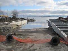 West Streen Launch Ramp Renovations 2009