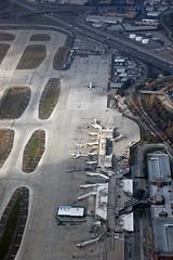 SJC Overflight (Rich Snyder--Jetarazzi Photography) Tags: california ca airport nfl sanjose sanfrancisco49ers dal mq sjc boeing americaneagle americanairlines dl aa charter 767 airfield embraer aal mcdonnelldouglas erj140 b767 767300 md80 deltaairlines 767332 b763 nationalfootballleague e140 sanjoseinternationalairport ksjc egf foottball