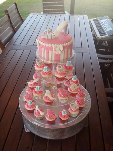 18th Birthday cake &