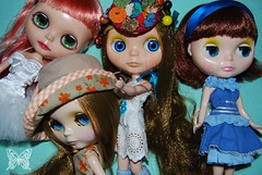 Céu: Blythes girls