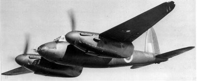 Warbird picture - Havilland DH.98 Mosquito NF.30 2