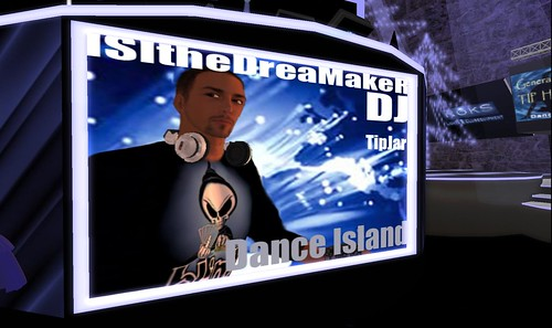 isithedreamaker teskat at dance island