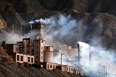 Coal Factory, China