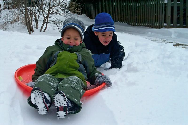 sledding2010