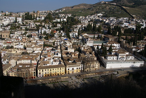 DESDE LA ALHAMBRA (1)