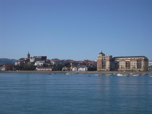 Lugares turísticos en el País Vasco